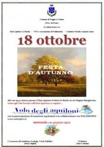 Festa d'autunno a Poggio a Caiano
