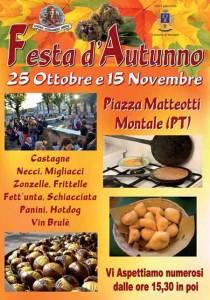 Festa d'autunno Montale