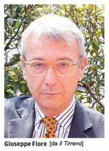 Giuseppe Fiore [da Il Tirreno]
