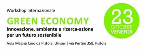GREEN ECONOMY, PER UN FUTURO SOSTENIBILE