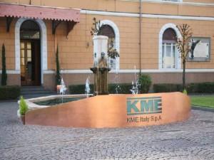 KME Italy Spa - Ingresso di Foranci di Barga