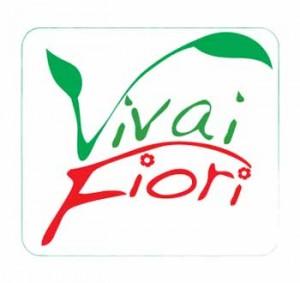 Il logo marchio Vivai Fiori