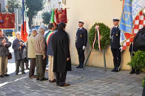 PISTOIA IN MEMORIA DI GIUSEPPE CAMPOSAMPIERO