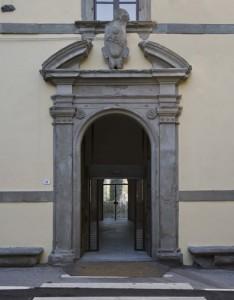 Palazzo Fabroni - ingresso