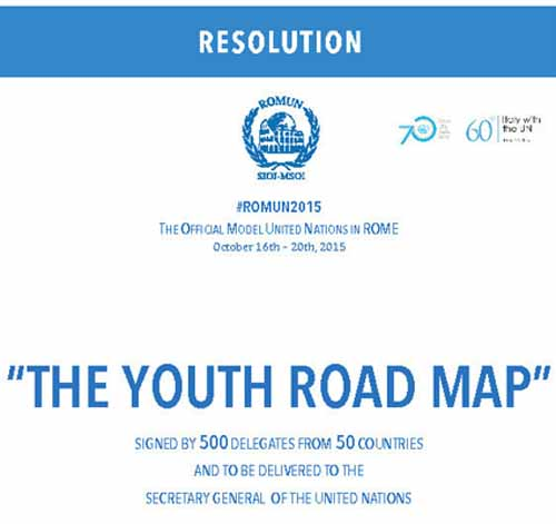 """YOUTH ROAD MAP"": 11 GIOVANI PISTOIESI A ROMUN 2015"
