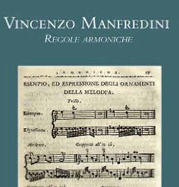 """LE """"REGOLE ARMONICHE"""" DI VINCENZO MANFREDINI"""