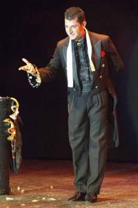 Stefano Fortino, Magic Goldman