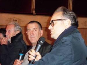 Umberto Orsini, Saverio Barsanti, Massimo Popolizio