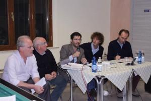 I relatori