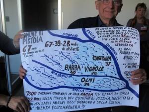Manetti ha illustrato i tantissimi problemi della piana