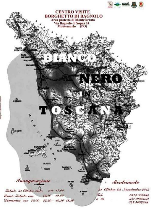 """BAGNOLO. COLLETTIVA IN BIANCO & NERO AL """"BORGHETTO"""""""