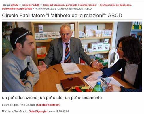 """""""L'ALFABETO DELLE RELAZIONI"""""""