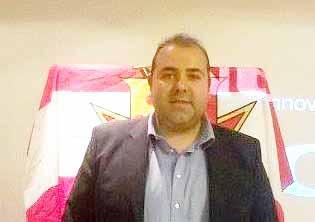 BARTOLOMEO NEO SEGRETARIO PROVINCIALE DELLA LEGA NORD