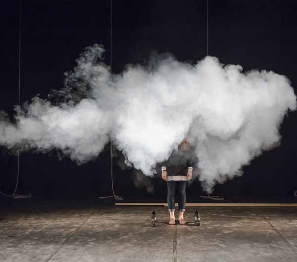 """CLOUDTRAITS"", NUVOLE IN MOSTRA"