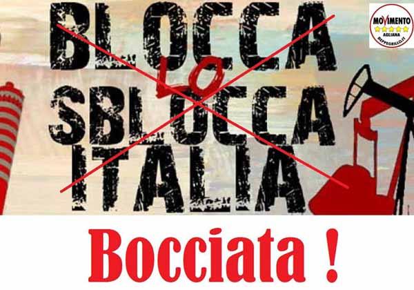 """AGLIANA. IL SILENZIO DEL PD SU """"SBLOCCA ITALIA"""" E INCENERITORI"""