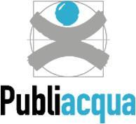 PUBLIACQUA, POSSIBILI DISAGI AL POGGETTO E A SEANO