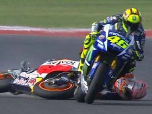 rossi marquez Don't Touch