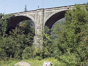 Ponte sul Sestaione a Casotti