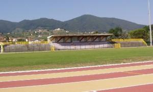 Lo stadio comunale Raciti