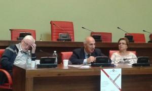 Banchini, Brancale e Fabbri in sala consiliare