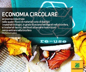 Una nuova finanza per l'economia circolare