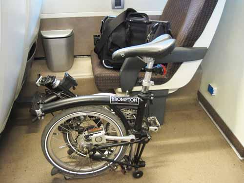 """mobilità sostenibile. TRENI, BICI E """"INNOVAZIONE"""""""