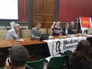 Congresso medicina democratica Comitato Gavinana