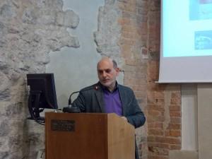 Marco Giavazzi, sindaco di San Benedetto Po