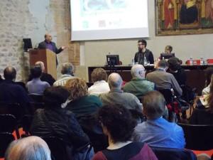 """Presentazione pistoiese de""""La Via Romea Imperiale"""""""