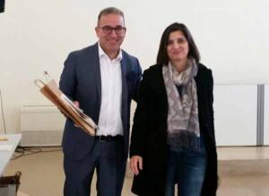 Daniela Giannini, una delle lettrici dell'anno