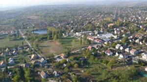 Erdőkertes, dove vive la madre del giovane