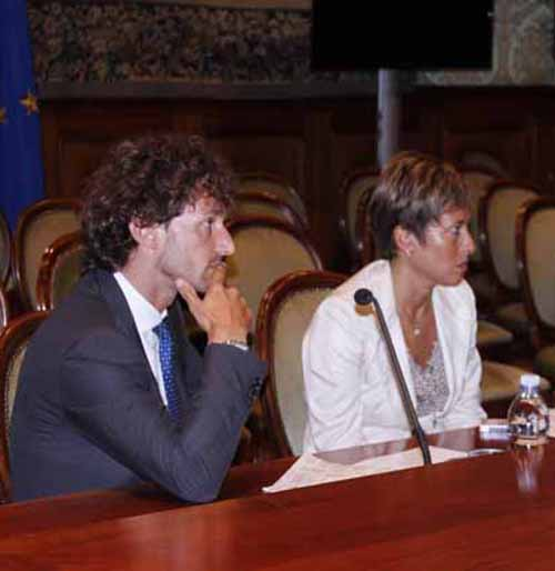 HITACHI E LA COMMESSA DA 3 MILIARDI DI EURO, BINI E FANUCCI SODDISFATTI