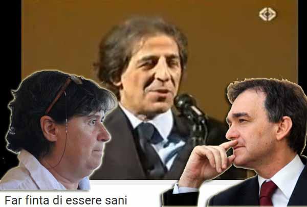 """evviva il rosso-Rossi! E… """"FAR FINTA DI ESSERE SANI"""""""