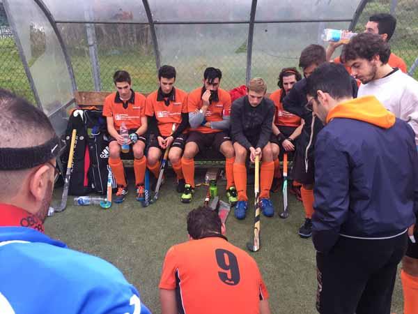 HOCKEY CLUB ESPUGNA REGGIO EMILIA PER 6-4