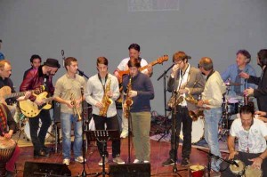 Spazio anche ai giovani musicisti pistoiesi