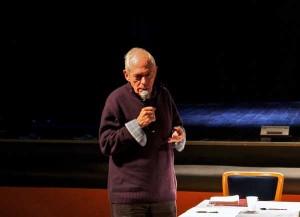 Teatro della Critica Piergiorgio Giacchè ph Filippo Basetti