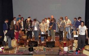 Uno dei concerti pro Fondazione Tronci