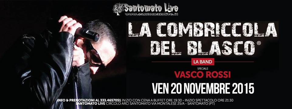 "BETTERPLACE E COMBRICCOLA DEL BLASCO AL ""SANTOMATO LIVE"""