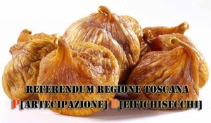 Referendum dei fichi secchi Toscana