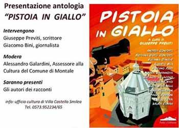 """""""PISTOIA IN GIALLO"""" A VILLA SMILEA"""