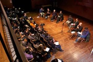 il Teatro della Critica al Funaro ph Filippo Basetti