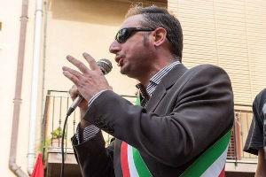 IL Sindaco di Leonforte (Enna) Francesco Sinatra