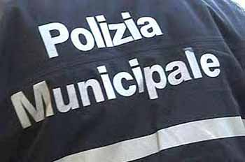 polizia municipale. 11 INCIDENTI IN 7 GIORNI