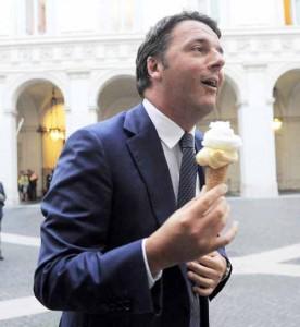 Renzi con un titolo di Stato [da anticapitalista.org]