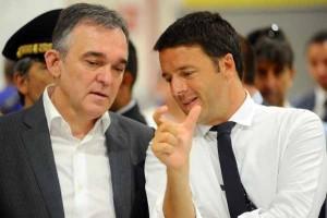 Rossi e Renzi