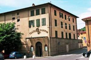 Il teatro Pacini a Pescia