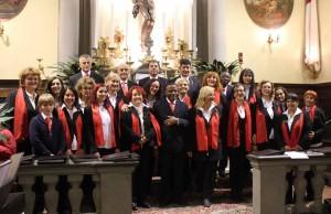 Il coro internazionale Città di Pistoia