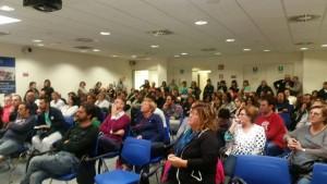 Assemblea sindacale del comparto sanità a Prato