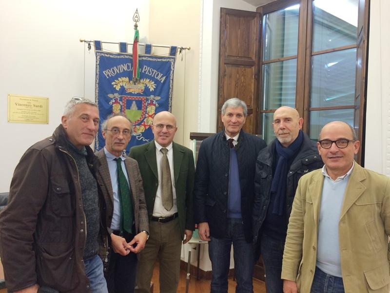 IL CONSORZIO DI BONIFICA IN TOUR TRA I COMUNI DELL'AREA