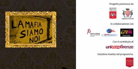 """""""LA MAFIA SIAMO NOI"""", MOSTRA DI GERARDO PAOLETTI"""